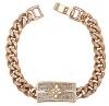 Коллекция Julya, браслеты и ожерелья по 400-450 руб/ед, с покрытием из розового или белого золота