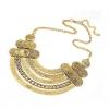 Женская Европа Многослойные Золото Короткое ожерелье 40 * 14 * 0,3 см #01108397