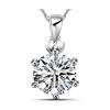 925 Baihe Женщин серебряные 1.5cm * 0.6cm Кулон