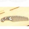 Женская Винтаж Красочные бабочки Cut Out Краткое Comb #01115408